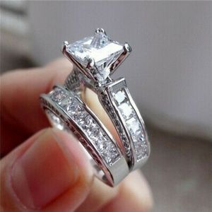 Women's Size 7 Double Ring